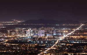 PHOENIX NIGHT PHOTO